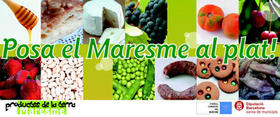 productes de la terra Maresme