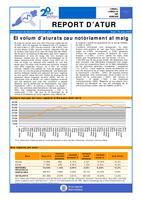Report d'atur Maresme. Maig 2015