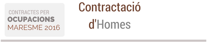 contractes a homes Maresme