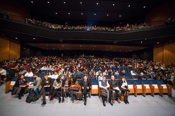 Teatre Monumental. Fòrum de Joves Emprenedors del Maresme