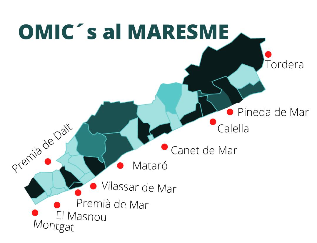 Oficines municipals d'informació al consumidor del Maresme