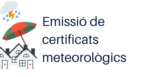 certificats meteorològics